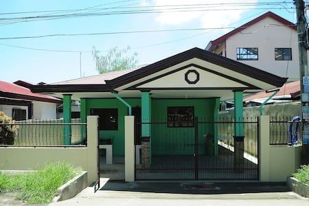 Houses 1 & 2.  EXPLORE AND DISCOVER DAVAO WITH US. - Davao City - Casa