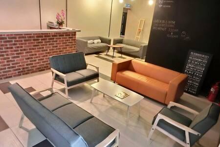 RM38* Mari Hostel 4-Bed Dorm - Dortoir