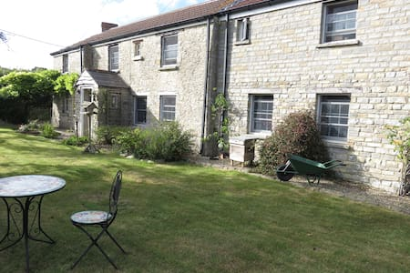 Delightful cottage, rural, quiet. - Somerset - House