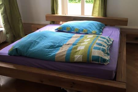 Zimmer im Städtli Aarburg - Aarburg - Lejlighed