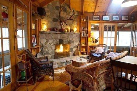 Cute cabin perfect for fall getaway - Kisház