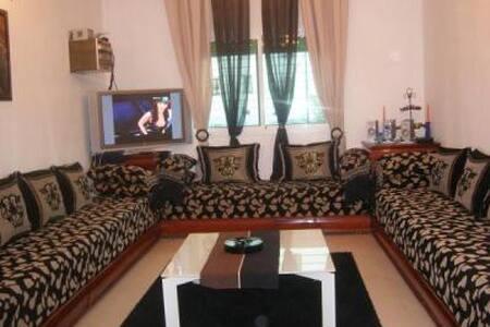 Maison à Meknès - Location vacances - Meknès - Townhouse