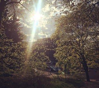 Sunny, basic family apartment - Turku - Wohnung