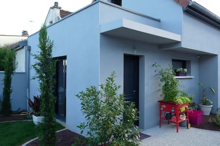 Appt F2 indépendant- Quiet neighborhood, near down - Dijon - Apartment