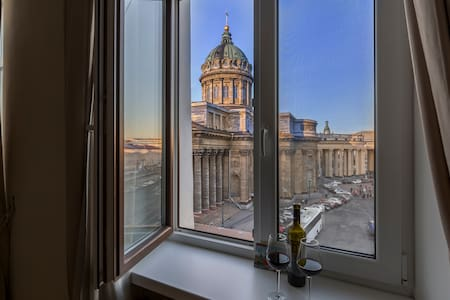 3room Apartment in Centre with View