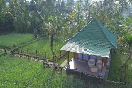 Lovely Rice Field Cottage - House