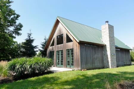 The Pool House near Muncie - Eaton - 独立屋