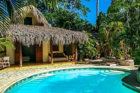 Casa Colonial w/ Pool near the beach - Las Terrenas - Villa