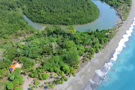 Jungle and beach near the Corcovado - Puerto Jimenez - Bed & Breakfast