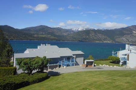 Wapato Point on Lake Chelan - Manson - Appartement