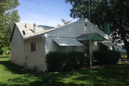 Mendon cottage - House