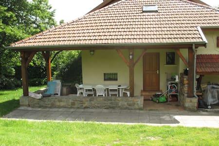 Maison de campagne au pied du Pilat - Saint-Julien-Molin-Molette - Rumah