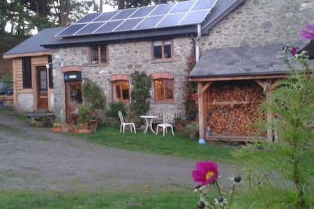 Kingsize with EnSuite Rural setting - Machynlleth - Bed & Breakfast