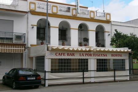 Hostal cafeteria bar La Portuguesa - Lora del Río - Lainnya
