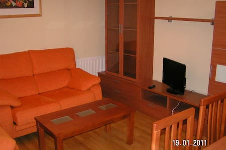 Apartamento Hospital General-Recinto Ferial - Wohnung
