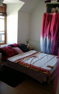 Belle chambre dans une grande maison - Ev