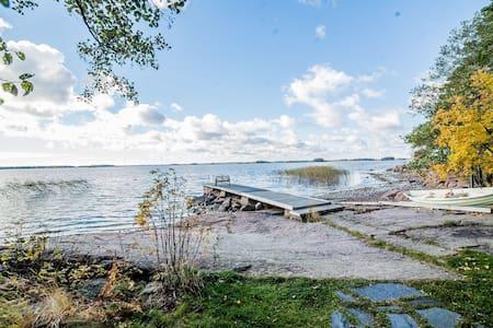 Villa Skitunäs by sea near Kotka - Pyhtää - Villa