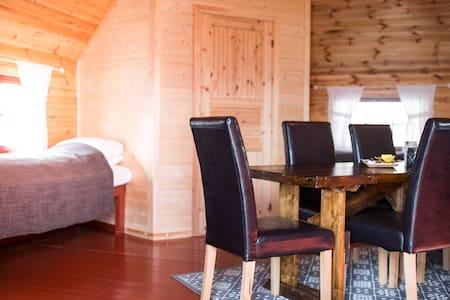ARCTIC CABINS - Misvaer - Cabin