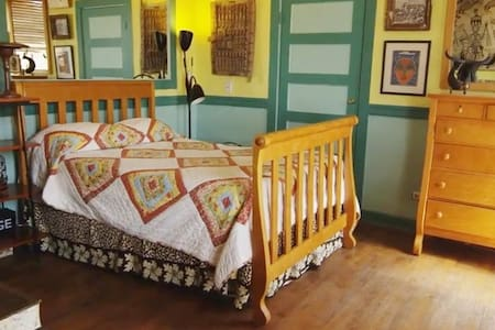 Smither Family B&B/The Kerr Room - Huntsville - Bed & Breakfast