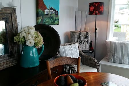 Coast and Country - Vintage village - Waihi - Bed & Breakfast