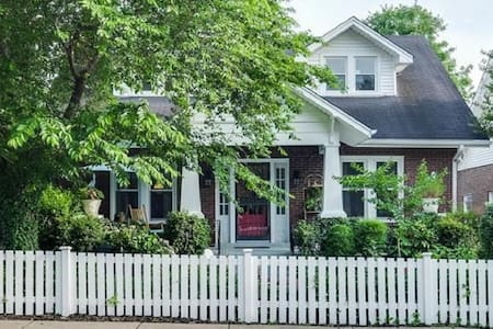 East Nashville - The Heart of 5 Points - Wohnung