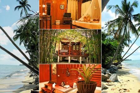 Lovely & cozy hideaway beach house - Ko Samui - Maison