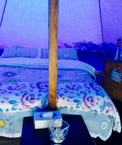Andalucian  Glamping 5m Bell Tent - Teltta