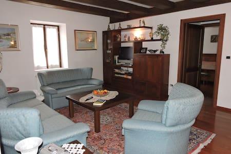 Appartamento Casa Obber ideale per famiglie - Fiera di Primiero - Apartment