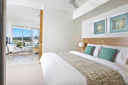 Executive One Bedroom Apartment - Yeppoon - Appartement
