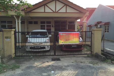 Family-friendly,Homestay Serai Kayu - Casa