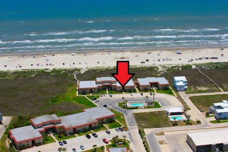 Whata Beachfront Condo - Port Aransas - Wohnung