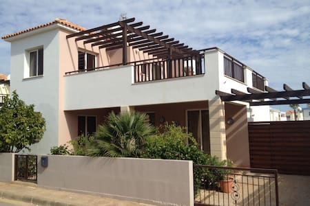 Nice 3-bedroom Villa with Seaview - Ayia Napa
