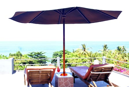 Titi Sedana with sea view - Abang - Bed & Breakfast
