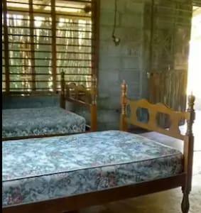 HABITACION INDEPENCIENTE - Dormitorio