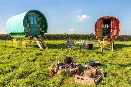 Calon Gypsy Wagons - Carmarthenshire - Other
