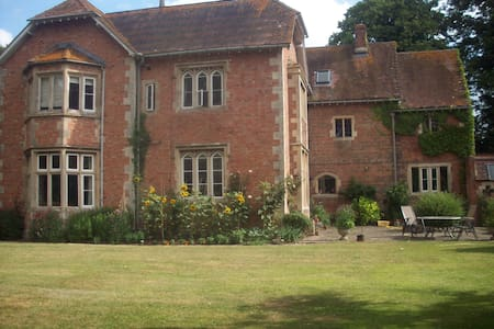 Double bedroom with luxury bathroom - Gloucester - Bed & Breakfast