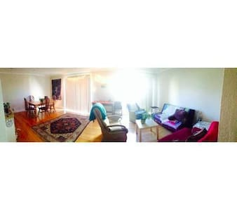 Spacious and airy apartment near Golden Gate Park! - San Francisco - Apartment