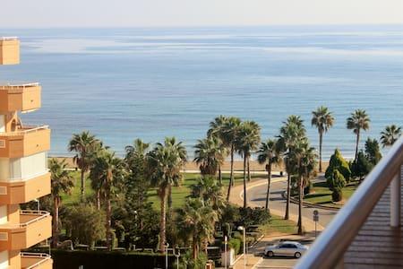 Apartamento primera linea de playa. - Kondominium