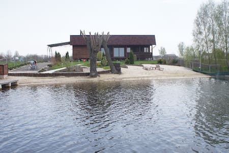 Very beautiful house near the river! - Haus