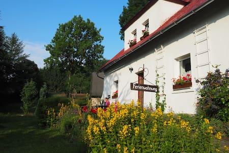 Ferienwohnung in Fichtelberg / Neubau - Leilighet