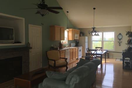 2 Bdrm Taylorsville Lake Edgewater - Taylorsville - Casa