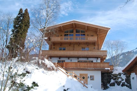 Bichlnwiesn - Huis