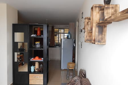 Stylish 1bdr apartment near Junction Mall Ngong Rd - Wohnung