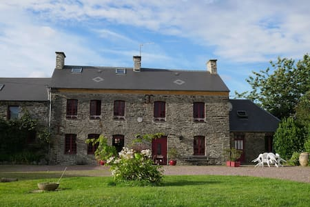 Gite in a traditionnal farmhouse  - House