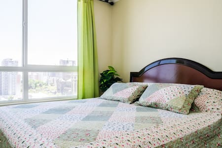DOWNTOWN, 4 P, COUPLES WHIT CHILDRE - Santiago - Lägenhet