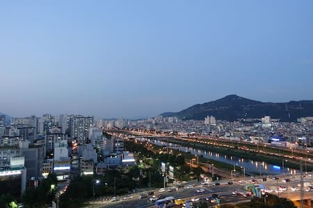 [03]Brand New building with perfect view - Apartamento