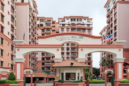 Apartment Homestay @ Marina Court Resort Condo - Kota Kinabalu - Condominium