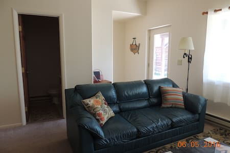 228 Wall Street, Stanley ID vacation rental - Apartment