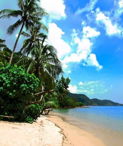 Beachfront bungalow new july 2016 - Ko Chang - Bungalow