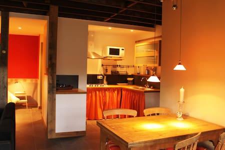 Gezellig apartement in gehucht - Anost - Apartment